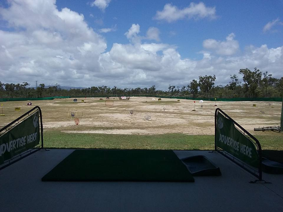 Driving Range Summer in Townsville
